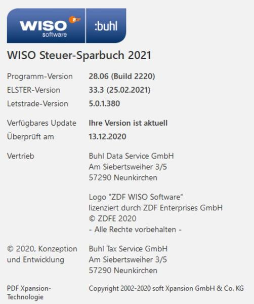 WISO.Steuer.Sparbuch.2021.v28.06.Build.2220.German-P2P ...
