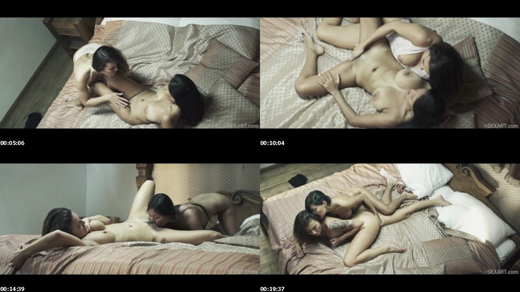 download SexArt - Cristina Miller And Vanessa Decker Dreamy Life
