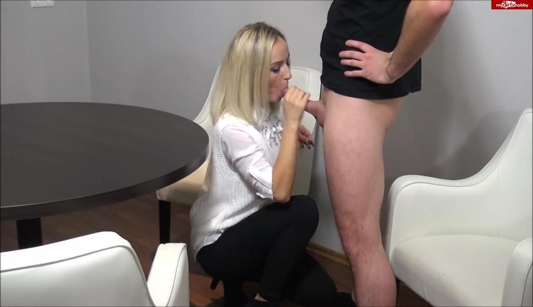 Sex fuer die Gehaltserhoehung