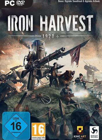Iron Harvest-DarksiDers