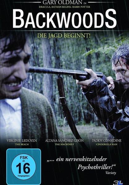 Backwoods Die Jagd beginnt German 2006 Ac3 Dvdrip x264 iNternal-MonobiLd