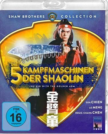 download Die fuenf Kampfmaschinen der Shaolin