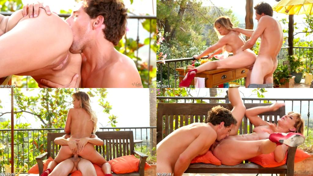 download HollyRandall - Cherie Deville Kiss The Cook
