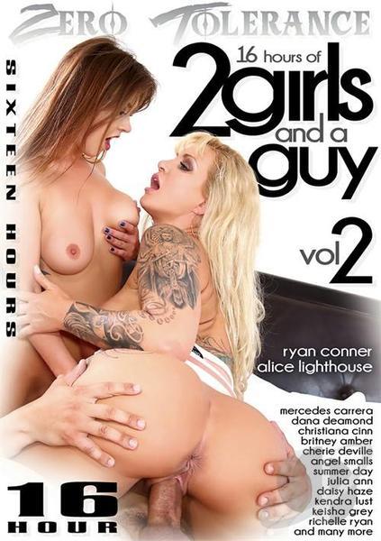 2 Girls And A Guy Vol 2 DiSc1 Xxx Dvdrip x264-Wop