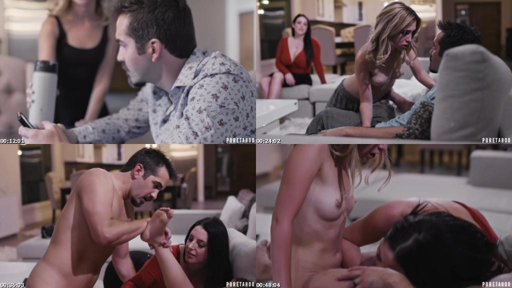 download PureTaboo - Angela White And Jane Wilde Smart House Of Horrors