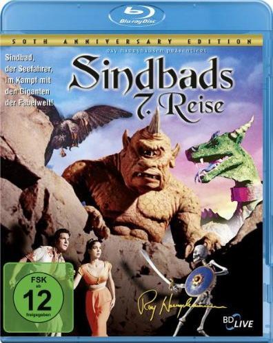 Sindbads siebente Reise 4K Remastered 1958 German 720p BluRay x264-SpiCy