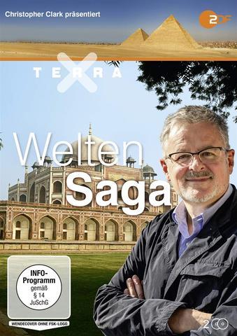 Terra X Welten Saga Doku German Complete Bluray-Awards