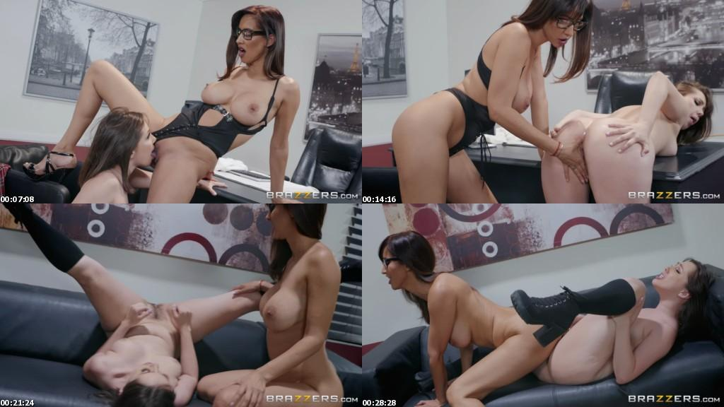 download HotAndMean - Isis Love And Jenna Sativa Detention With The Domme