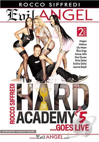 Hard Academy 5 DiSc1 Xxx Dvdrip x264-Pr0nStarS