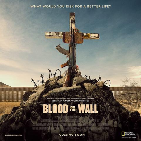 Blood on the Wall - Mexikos Drogenkrieg 2020 German Dl Doku 1080p Hdtv H264-Tscc