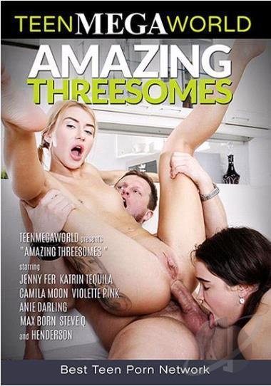 Amazing Threesomes Xxx Dvdrip x264-XciTe