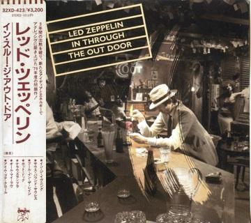 Led Zeppelin - In Through The Out Door (Japanese Edition)